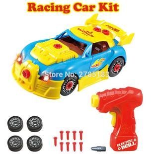 Kit Toy Kids Take Racing Build Own For Apart Your Car