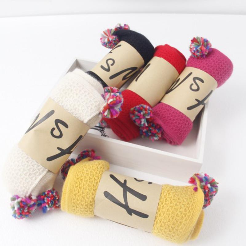 Echarpe fille en de laine - Ref 2144367 Image 1