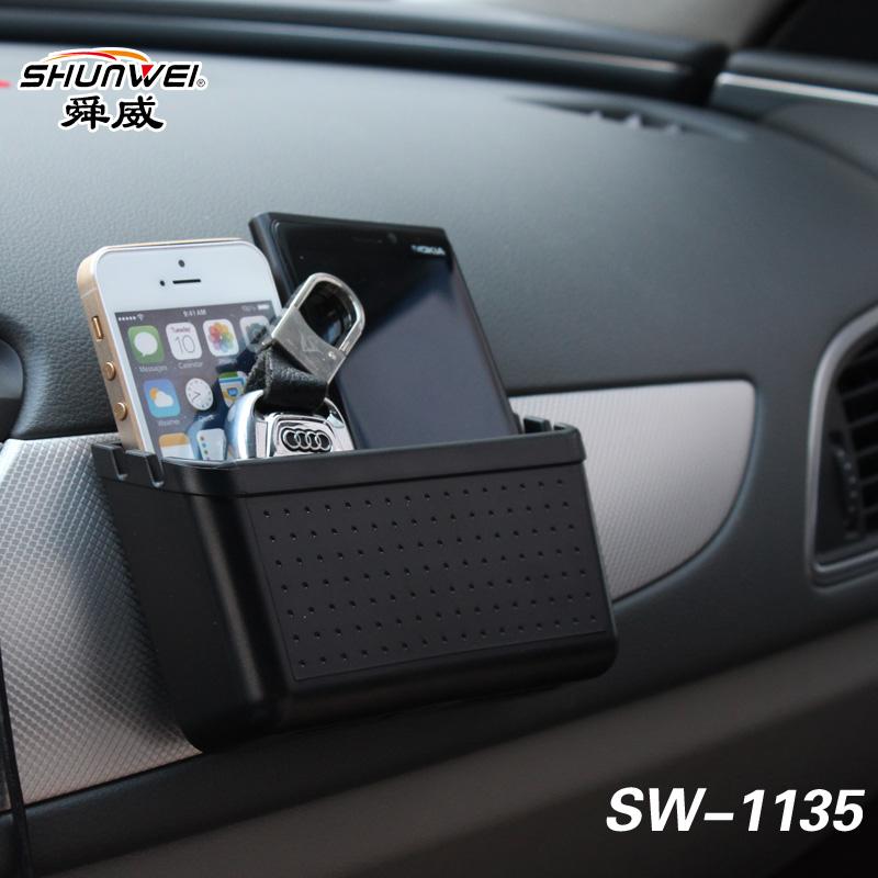 Авто аксессуары многофункциональный автомобиль GPS навигации поддержки мобильного телефона навигации бумаги хранения шельфа беспорядок