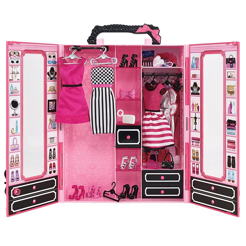【 рысь супермаркеты 】BARBIE / барби новые товары барби мечтать гардероб DKY31 девушка наряд играть игрушка