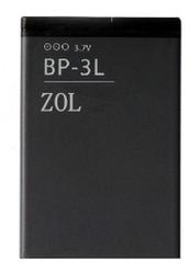 梓晨 诺基亚BP-3L电池N603 N303 610 710 N710手机电板 3030电板