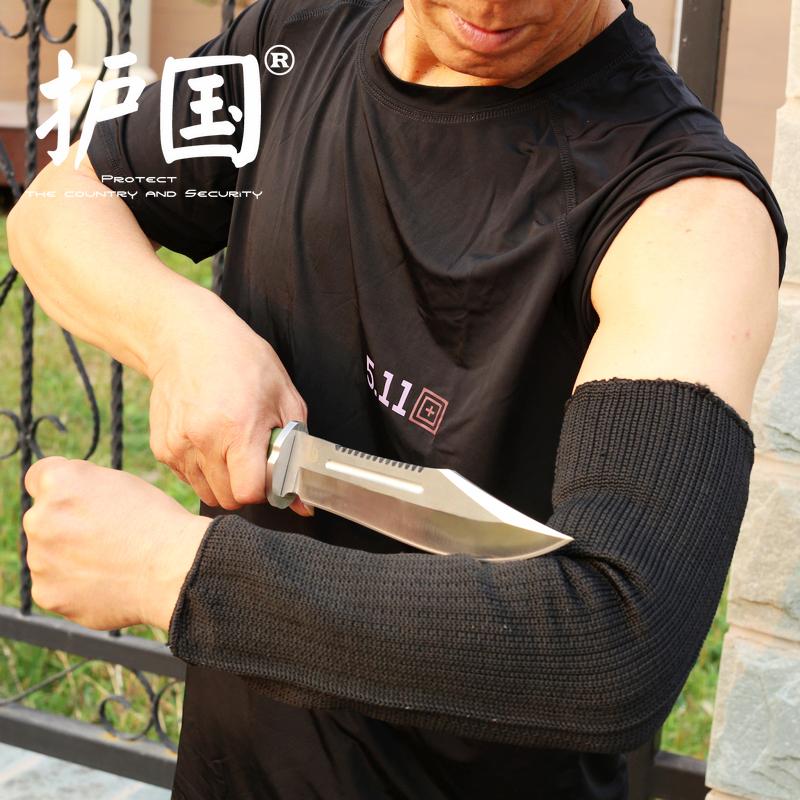 5 марка стали провод утолщённый противо косить повязки противо лезвие стекло противо привлечь травма повязки запястье рукав удлинять противо тело статьи