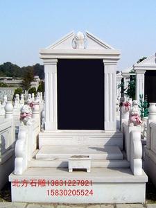 特价曲阳石雕墓碑 大理石花岗岩中国黑墓地专用墓碑 各种墓碑定做