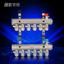 JLD A5 Type sub-collector 1.2 inch forging integrated live catch valve Type 2 Road 3 Road 4 Road 5 Road 6 Road