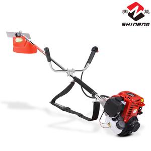 二冲程四冲程割草机背负式侧挂式割灌机汽油收割机家用小型草坪机