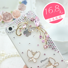 Gionee M5 following from M3 mobile phone sets of protective GN715 S7 protective shell DIY cartoon diamond shell shell