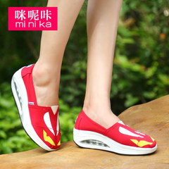 MI Ka fall 2015 sneakers shook shoes feet lazy women platform shoes leisure shoes shoes shoes
