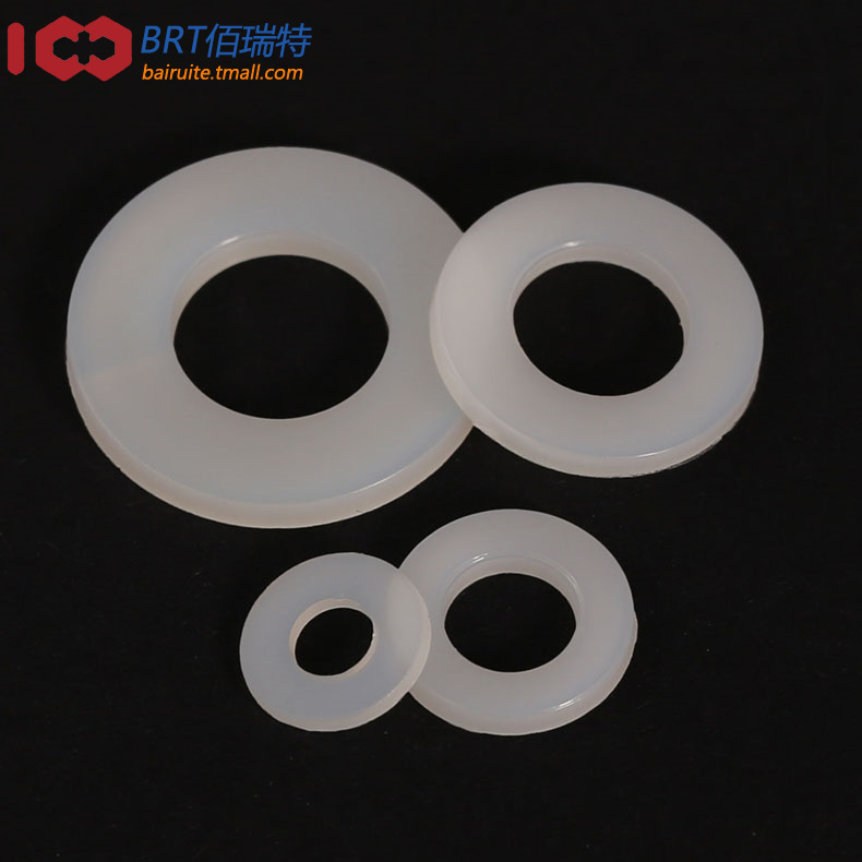 尼龙垫片 加大绝缘平垫 塑料/塑胶垫圈M2M2.5M3M4M5M6M8M10M12-20