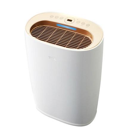 TCL空气净化器 家用 卧室客厅除甲醛烟味雾霾pm2.5静音负离子氧吧