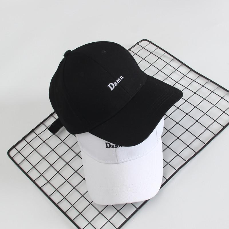 短簷棒球帽男 鴨舌帽夏天出遊防曬遮陽帽嘻哈帽街頭青年棒球帽