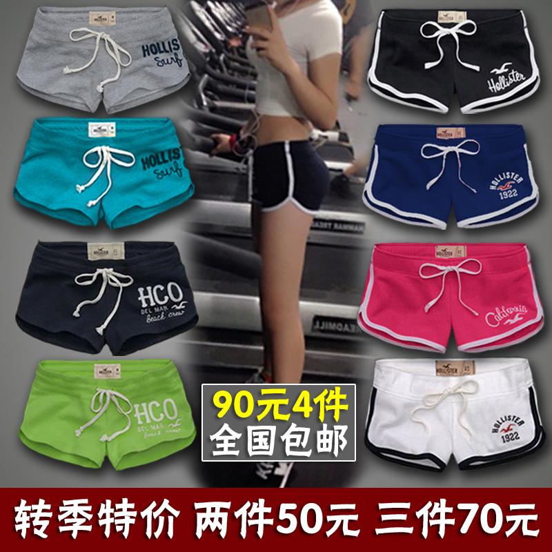 AF женщин шорты летом фитнес-женщин работает шорты, пляж женские брюки фитнес йога брюки шорты горячие брюки женщин