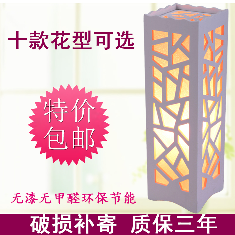 LED台燈歐式簡約書房客廳臥室床頭燈  裝飾節能喂奶台燈