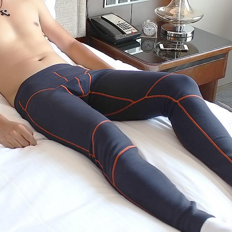 Pantalon collant jeunesse A0913 en coton - Ref 757680 Image 3