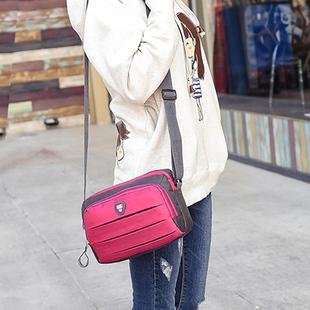 圣喜路2016新款韩版时尚运动包单肩包斜跨包女士休闲包潮男女小包