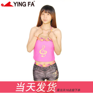 Climax yingfa swimsuit fitness Ms short paragraph Luyao sexy swimsuit boxer split swimsuit 1292