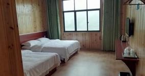 城步云中牧场酒店标准大床房