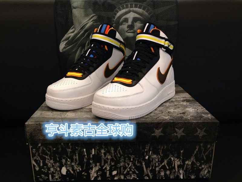 Riccardo Designer Boot Nike Force 1 Givenchy Cooperation Air Tisci Rtx Shall XikZPu