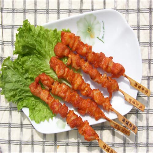 【魔都烤吧】骨肉相连/5串烧烤食材配送BBQ野餐烤串肉串半成品