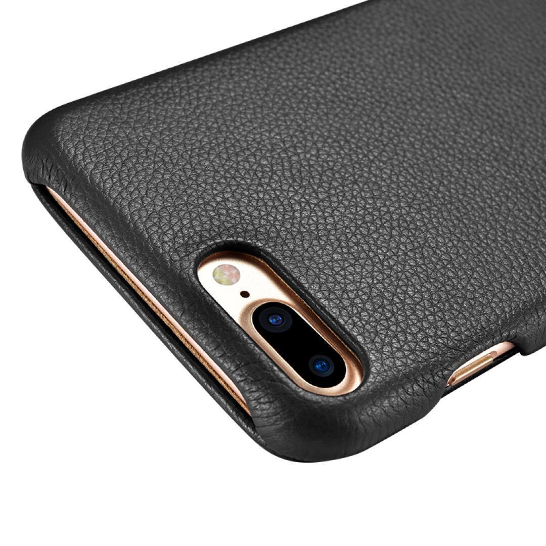 壳工坊 苹果7手机套奢华真皮手机壳翻盖皮套保护套外壳 适用于iPh