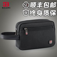 Baron, 2015 new men hand bag, Oxford cloth handbags male BaoChao recreation bag fashion hand caught zero wallet