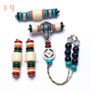 King Kong thousand whites Bodhi barrel beads 108 beads chain accessories powder bracelet accessories