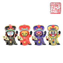 Sichuan Opera face doll toy Little doll Facebook Chinese featured gifts send foreigner Sichuan Chengdu souvenirs