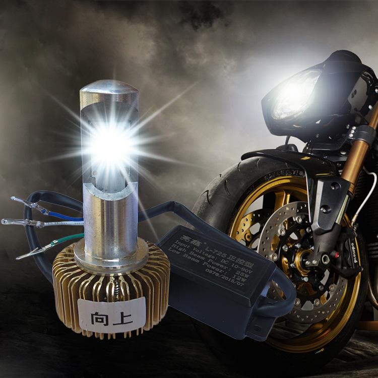 125 водить Мотоцикл лампы вблизи St Moritz Tian Хао легкие педали Электрический автомобиль переоборудованы перед стрельбой супер яркий 12V колбы