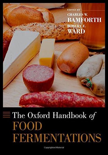 【预售】The Oxford Handbook of Food Fermentations