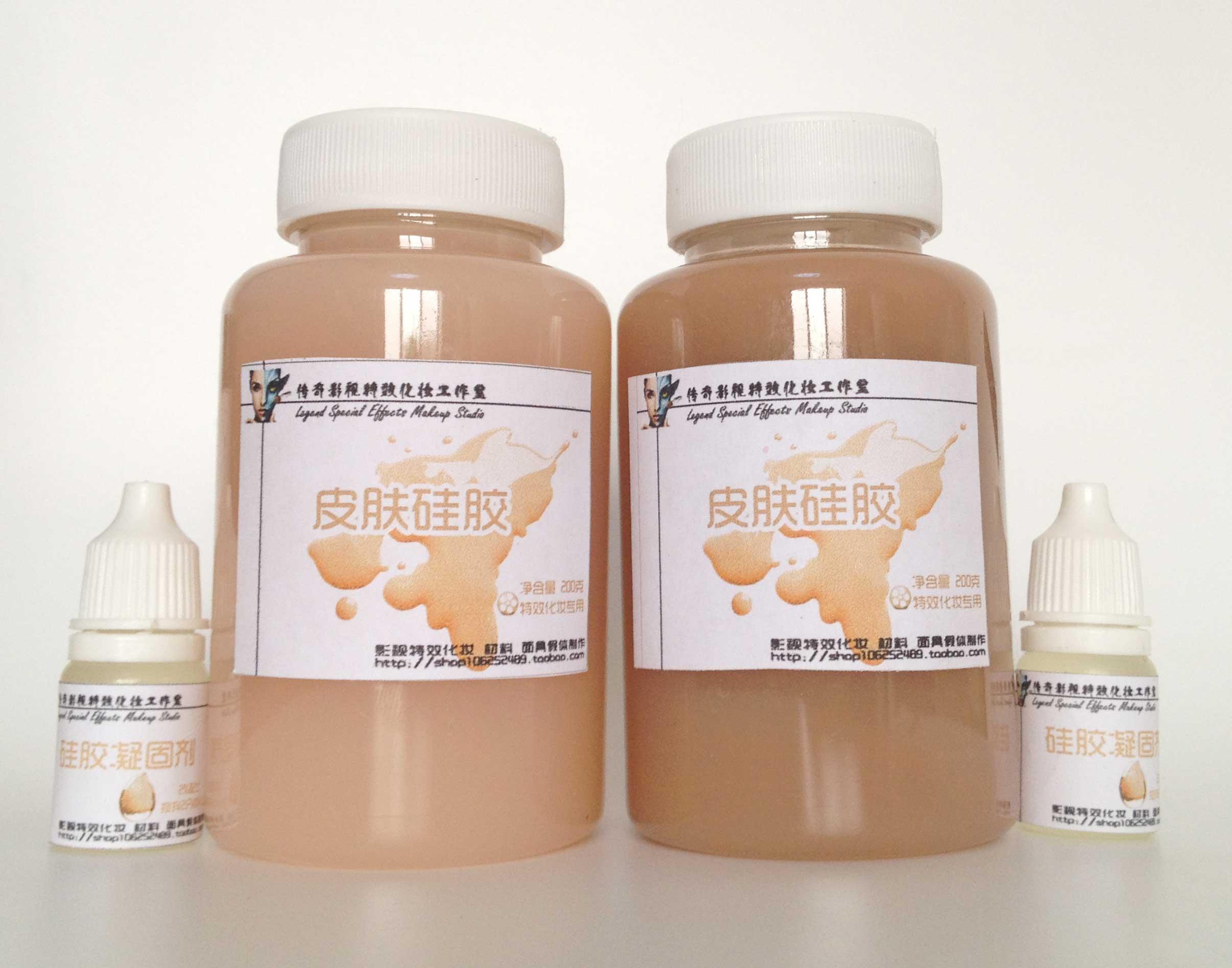 Специальные эффекты макияжа импортированных кожи силикона силикона кожи шрам силиконовый клей для покрытия кожи человеческого тела