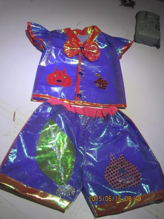 塑料袋制作衣服_塑料袋手工制作衣服图片展示_塑料袋手工制作衣服相关图片下载