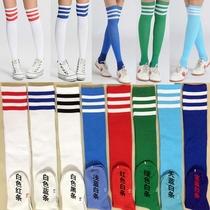 网红彩色袜子女薄款学生中筒袜潮韩版学院风糖利色运动袜ins夏季