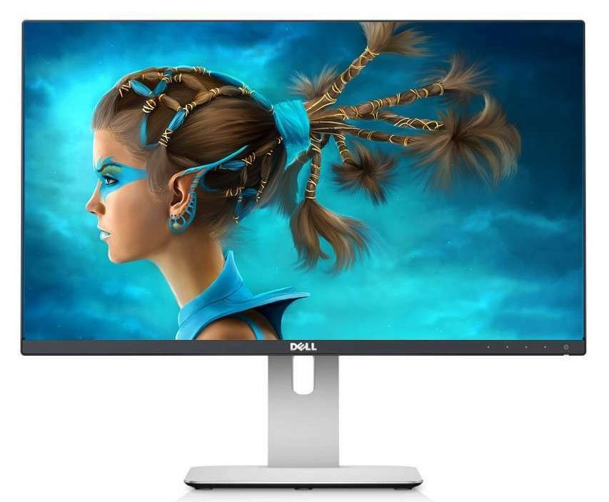 Dell u2414h u2417h u2419h borderless IPS display