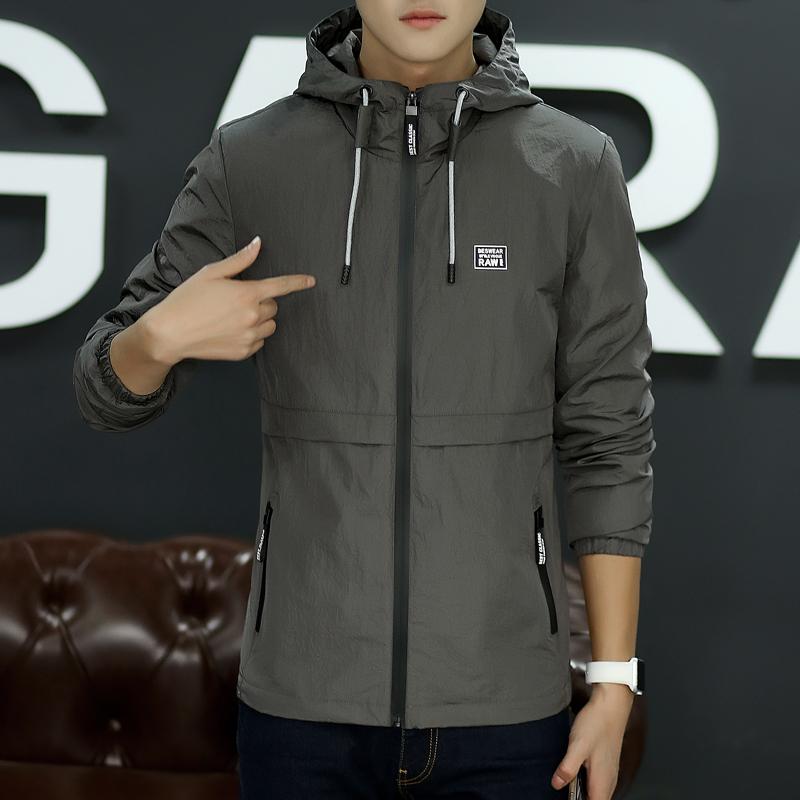 2017 новый осень пальто мужской бейсбольная форма волна корейский движение куртка мужской тонкий демисезонный случайный одежда