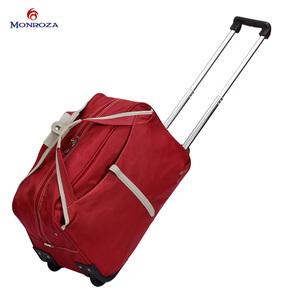 Monroza短途拉<span class=H>包</span>商务旅行袋防水行李<span class=H>包</span>牛津布手提<span class=H>拉杆</span><span class=H>包</span>男女大容