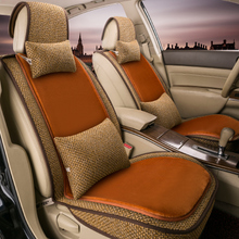 Qiu dong the whole package cushion linen car seat four seasons general suzuki alto dipper mariana kai yue swift