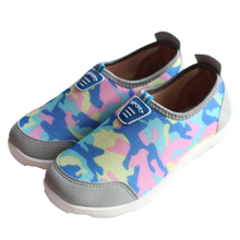 Old Beijing cloth shoes in the spring and autumn new fund movement camouflage breathable mesh shoes a pedal lazy loafers on sale promotion