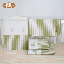 Liangliang Diaper Pad, Hemp and Cotton Increased Baby Pad, Waterproof, Summer Breathable Children's Products Can Wash Newborn Babies