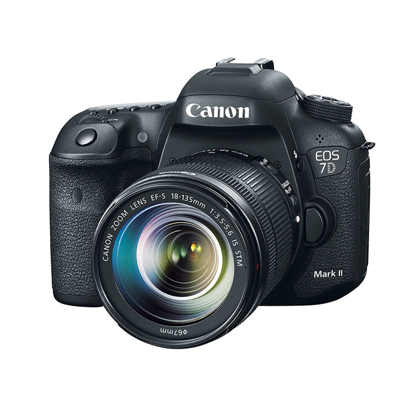 Canon/佳能 EOS 7D MarkII 单反套机EF-S 15-85mm IS Kit国行正品