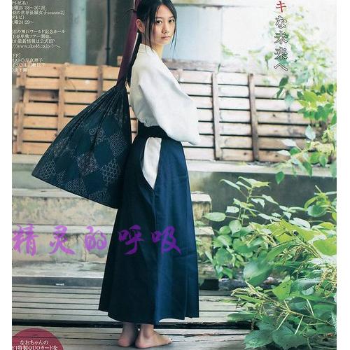 Экспорт в Японию бесплатная доставка по китаю Качественный костюм Kendo комплект Японский стиль чистый хлопок верх Одежда + брюки юбки COS фото
