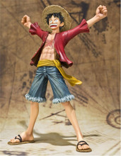Special offer One piece ten thousand generation ZERO rubber luffy fight version 2 years later Japanese anime hand do high-quality country version