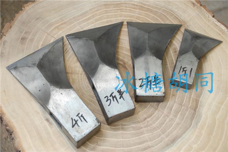 Железо ремесленник рука 4 цзин, единица измерения веса 2 цзин, единица измерения веса плотник топор паста сталь топор качество живая жесткий очень край прибыль резьба топор сын плотник инструмент