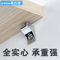 AO Blum Glass Plate Bracket active plank laminate shelf plate nailing diaphragm bracket pin separator Grain