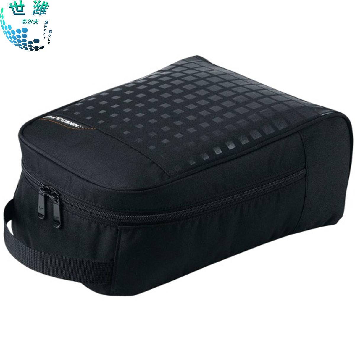 Гольф пакет nike nike гольф обувной обувь, сумки чистый черный мешок сумка портативный сверхлегкий подлинный