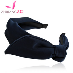 Zhijiang headband bow headband wide-Japan-Korea sweet issuing head accessories hair accessories Korean hair bangs clips
