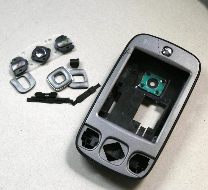 适用于多普达D600手机外壳 HTC版本 AAA机壳