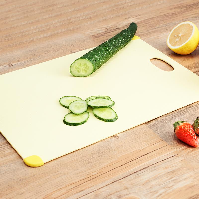 穀的家玉米切菜砧板菜板抗菌無味廚房PLA聚乳酸環保雙麵刀板