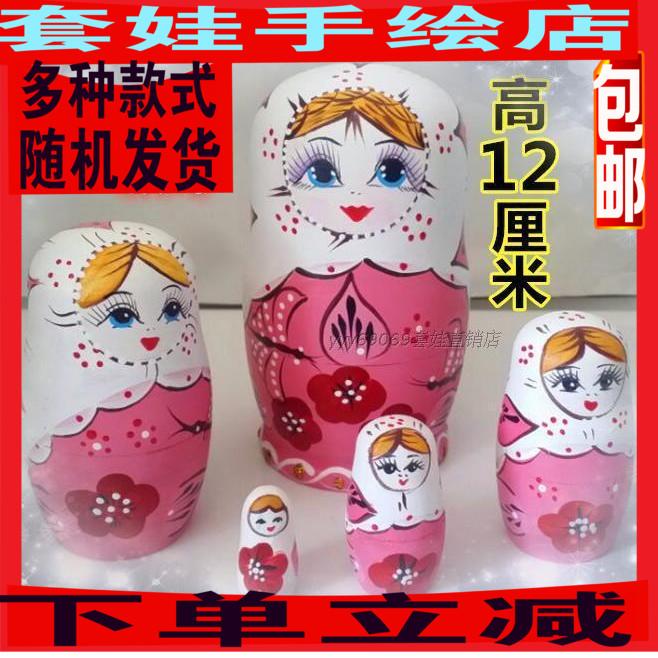 Россия крышка ребенок подлинный 5 слой творческий украшение ребенок головоломка игрушка охрана окружающей среды день рождения подарок бесплатная доставка 1162
