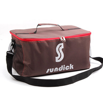 Outdoor Travel handbag Picnic bag boiler with anti-collision luggage bag ice bag insulation bag storage bag picnic bag