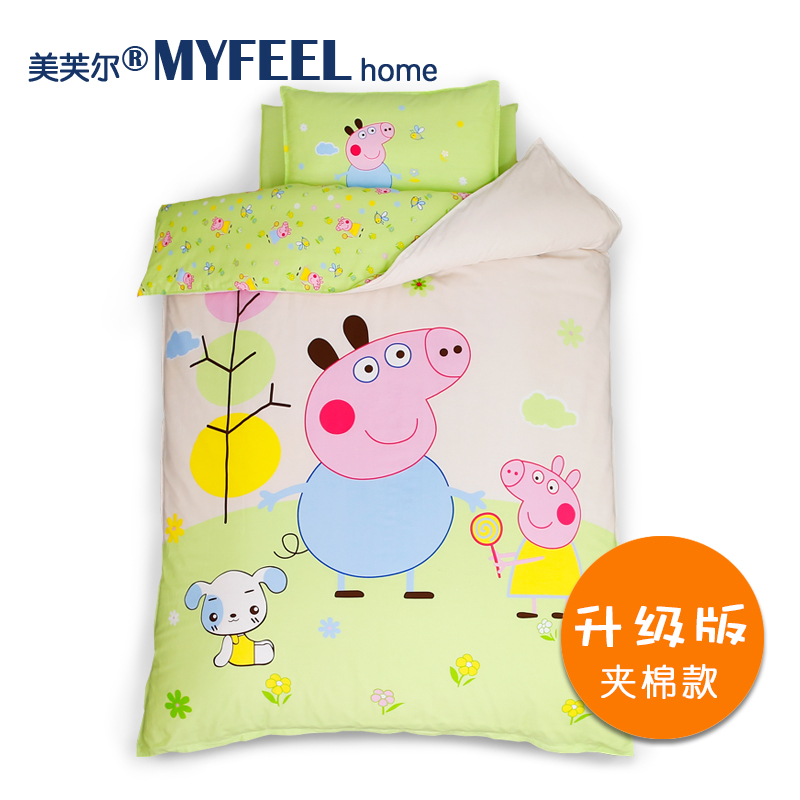 Детский сад одеяло три образца прохладно летом находятся детская кроватка хлопок матрас содержит ядро шесть частей стеганый одеяло кондиционер был