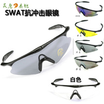 Professional CS Riding glasses polarized anti-wind sand Mountain car Army fan sports goggles Bike X100 Tactical Glasses